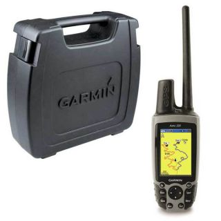 GARMIN Astro 220 Dog Tracking GPS Bundle with Case for use with DC40