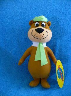 Hanna Barbera YOGI Bear 2010 14 Plush w/Tags   MINT