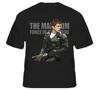 Mad Max Mel Gibson Aussie Film 70s Cult T Shirt T shirt