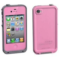 LifeProof iPhone 4 4S Case Life Proof Generation 2 PINK Cover New In