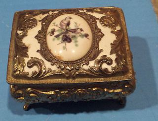 chinese jewelry boxes in Collectibles