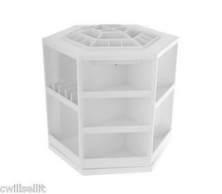 Newly listed Tabletop Spinning Cosmetic Organizer by Lori Greiner