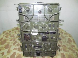 MILITARY RADIO GRC 9 BC 1306 RT 77 TELEFUNKEN