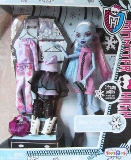 Newly listed Monster High Dolls Abbey Bominable I Love Fashion Toys R