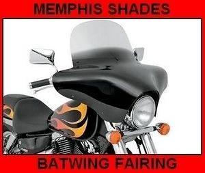 Memphis Shades Batwing Fairing Kit Yamaha 1100 V Star Custom