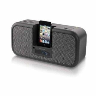 MEMOREX MINI STEREO SPEAKER SYSTEM FOR iPOD & iPHONE MA9010MS NEW IN