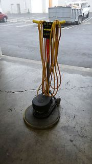 Waxie 300DS Dual Speed Commercial Floor Machine Buffer Cleaner