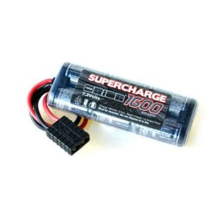 Orion 13002 Supercharge 1600 7.2 Volt 6C NiMH Battery Pack: 1/16