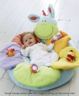 Blossom Farm Sit Me Up Cosy Baby Seat,Baby Play Mat,Baby Sofa baby pad