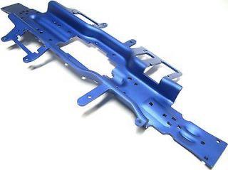 Nitro Revo 3.3 CHASSIS Blue Anodized Plate 5322X, 5309 Traxxas
