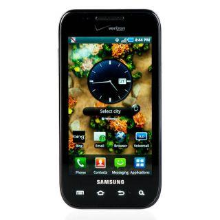 Samsung Fascinate SCH i500   Fair Condition Black Verizon Smartphone