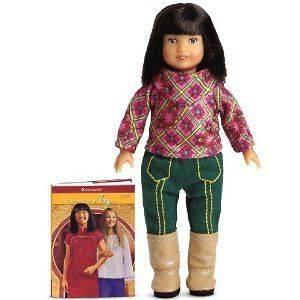 american girl doll mini in American Girl