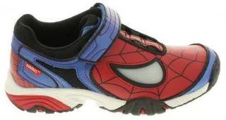 Boys Stride Rite Marvel Spiderman Light Up Sneakers Toddler Kids