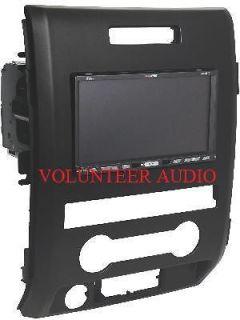 Scosche FD1438B 2009 Ford F 150 Radio Install Dash Kit