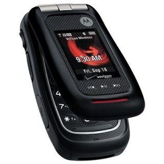 Verizon Motorola Barrage V860x No Contract Phone Used