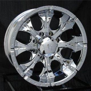 16 inch Chrome Wheels/Rims Chevy HD Dodge Ram 8 Lug