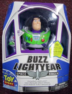 Toy Story Collection Buzz Lightyear Space Ranger Toy