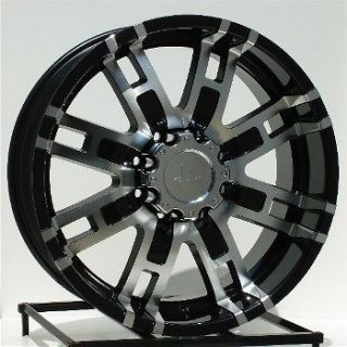 Newly listed 20 Inch Black Wheels Rims Dodge Dakota Durango 6 Lug 6x4