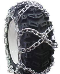Snowblower Tire Chains to fit XTrac & Snow Hog 16x650x8 Tires
