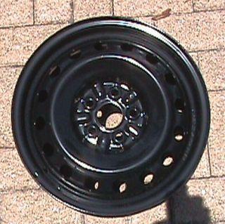 Toyota COROLLA Steel Wheel   2009   2010 15 69542 for 1 wheel