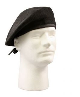 GI STYLE WOOL BERET ARMY MILITARY BERET