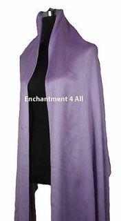 100% 2 Ply Pashmina Cashmere Women Bridal Large Scarf Shawl Wrap, XL