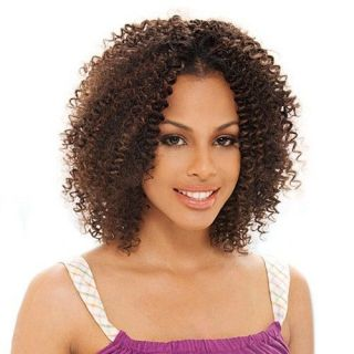 CURL 12 BY FREETRESS EQUAL CURLY SYNTHETIC WEAVE HAIR EXTENSION