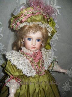 Making Doll Patterns - Free Pattern Cross Stitch