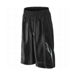 Nike Lebron James Basketball Shorts King James Logo, Size Large NWT