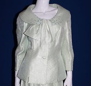 Frank Usher Mother of Bride Suit Special Occasion Wedding Outfit 12