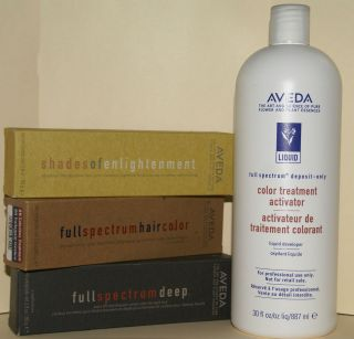 AVEDA SHADES OF ENLIGHTENMENT HAIR COLOR   DAYBREAK  EXTRA LIGHT