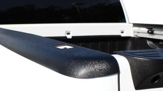 ABS Textured Plastic Pickup Truck Bed Side Rail Safety Cap Cover