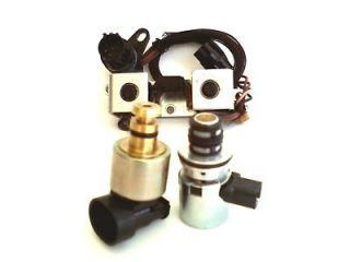 42RE 46RE 47RE SOLENOID KIT 4PC 96 99 DODGE RAM VAN 1500 2500 3500 RWD