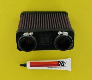 Kawasaki K&N Air Filter EX250R NINJA EX 250R 1986 2007