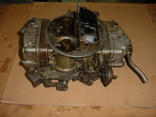 600 CFM CARB LIST 6263 4 BARREL SBC BBC ENGINE SBF BBF OLDS CARBURETOR