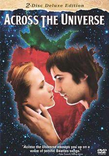 Across the Universe DVD, 2008, 2 Disc Set