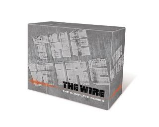 The Wire   The Complete Series DVD, 2008, 23 Disc Set