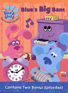 Blues Clues   Blues Big Band DVD, 2003