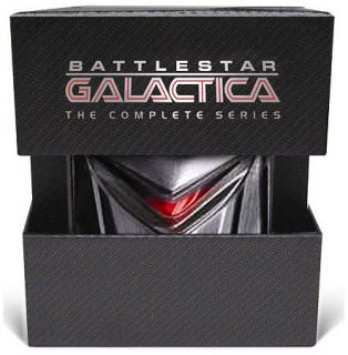Galactica   The Complete Series DVD, 2009, 25 Disc Set
