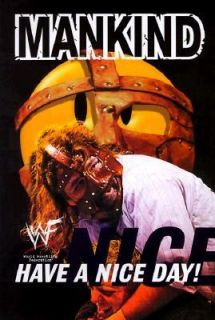 Have a Nice Day A Tale of Blood and Sweatsocks by Mick Foley 1999