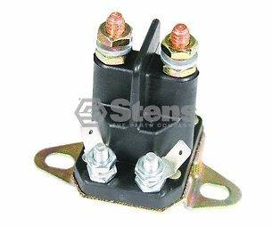 HEAVY DUTY SOLENOID JOHN DEERE AM130365 RIDING MOWER