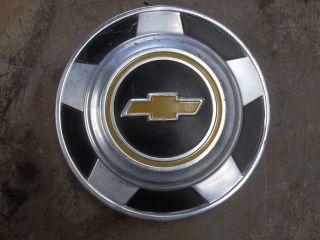 86 87 Chevrolet C10 1500 Truck Hubcap Rim Wheel Cover Lug Hub Cap OE