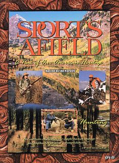 Sports Afield   Hunting in North America DVD, 2003