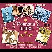 Mountain Blues Blues, Ballads String Bands 1927 1938 Box CD, Nov 2004