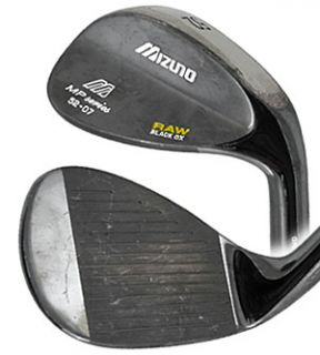 Mizuno MP Series Raw Black Ox Wedge Golf Club