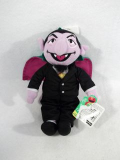 sesame street count von count in TV, Movie & Character Toys