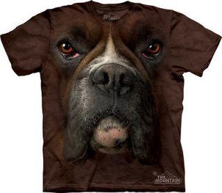 boxer dog shirt in Clothing,