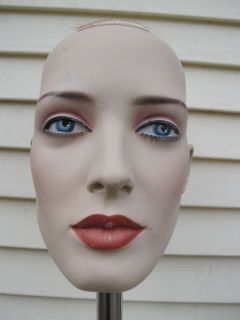 Rare & Collectable ROOTSTEIN Line Nomads REALISTIC Mannequin Head
