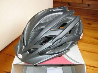 2012 BELL SEQUENCE, MATTE BLACK, MEDIUM (55 59 cm), BRAND NEW IN BOX
