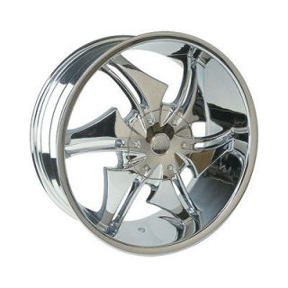 B13 Rims Chrome Wheels&Tires fit Chevy GMC Cadillac Ford Nissan Deal